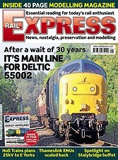 Rail Express - January 2013