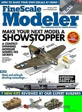 FineScale Modeler - January 2013