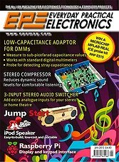 Everyday Practical Electronics - January 2013