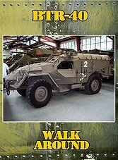 BTR-40 Walk Around