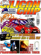 Silicon Chip - January 2005