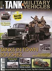 Tank & Militray Vehicles 2 - October/ November 2011 (French)