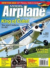 Model Airplane News - February 2013