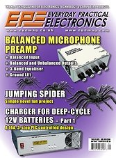Everyday Practical Electronics - January 2007