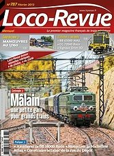 Loco-Revue No 787 - February 2013