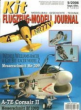 Kit Flugzeug-Modell Journal 2006-05 (German)