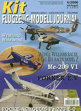 Kit Flugzeug-Modell Journal 2006-04 (German)