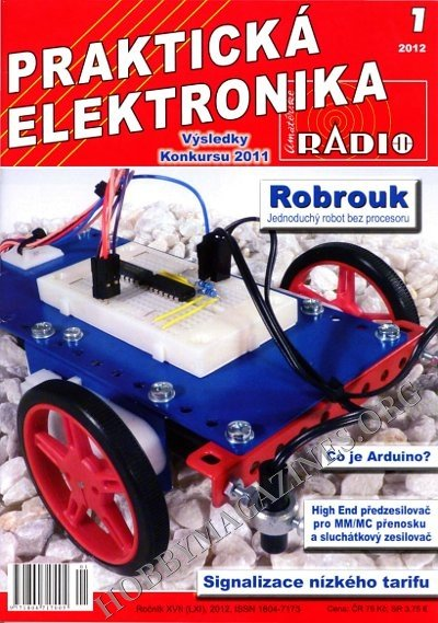 Elektronika Dla Wszystkich №1, 2012