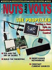 Nuts And Volts - April 2006