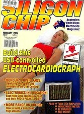 Silicon Chip - February 2005