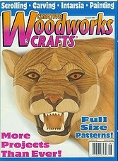 Creative Woodworks & Crafts - August 1997