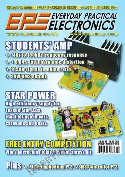 Everyday Practical Electronics - April 2007