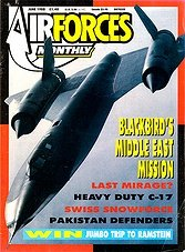 Air Forces Monthly - June 1988