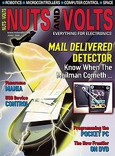 Nuts And Volts - June 2006