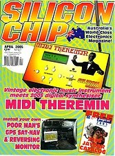 Silicon Chip - April 2005