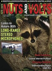 Nuts And Volts - July 2006