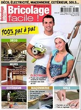 Bricolage Facile - Janiv./Feb./Mars 2013