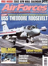 Air Forces Monthly - January 2002