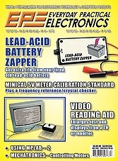 Everyday Practical Electronics - July 2007