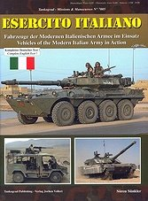 Esercito Italiano: Vehicles of the Modern Italian Army in Action