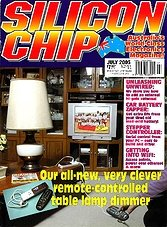Silicon Chip - July 2005