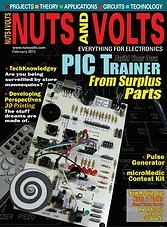 Nuts And Volts - February 2013