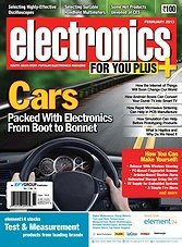 Electronics For You - February 2013