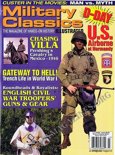 Military Classics Illustrated No 01