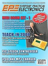 Everyday Practical Electronics - December 2007