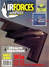 Air Forces Monthly - September 1989