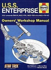 USS Enterprise Owner`s Workshop Manual