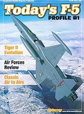Air Forces Monthly Profile - Today's F-5