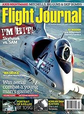 Flight Journal No 2- April 2013