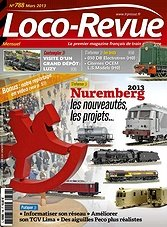 Loco-Revue No 788 - March 2013