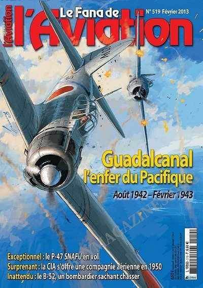 Le Fana de L'Aviation - Fevrier 2013