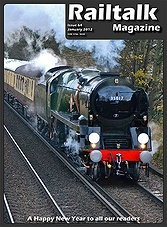 Railtalk Magazine - January 2012