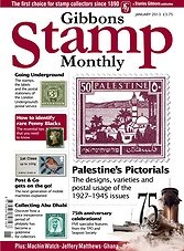 Gibbons Stamp Monthly - January 2013