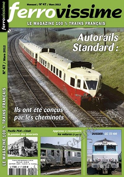 Ferrovissime  47 - March 2012 (French)