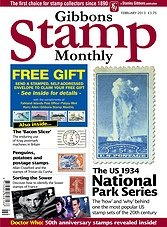 Gibbons Stamp Monthly - February 2013
