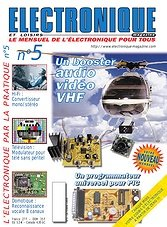 Electronique et Loisirs Issue 5 (French)
