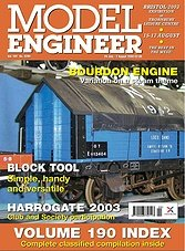 Model Engineer 4200 - 25 July - 7 August 2003