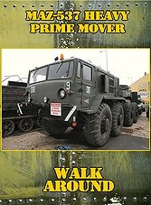MAZ-537 Heavy Prime Mover Walk Around