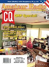 CQ Amateur Radio - March 2013