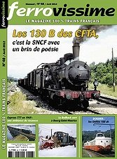 Ferrovissime 48 - April 2012 (French)