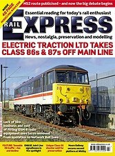 Rail Express - March 2013