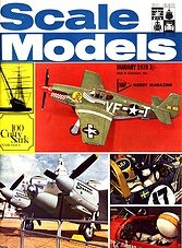 Scale Models - January 1970