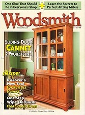 Woodsmith - April/May 2010