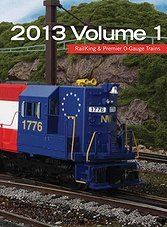 MTH Electric Trains. Catalog 2013. Volume 1