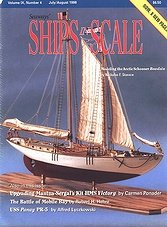 Ship In Scale - July/August 1998