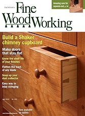 Fine Woodworking 232 - April 2013
